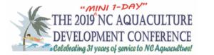 2019 NC Aquaculture Conference
