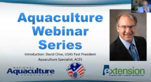 Aquaculture Webinar Series