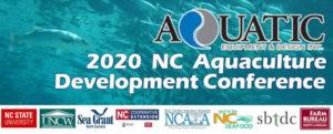 Cover photo for North Carolina Aquaculture Development Conference 2020: Update